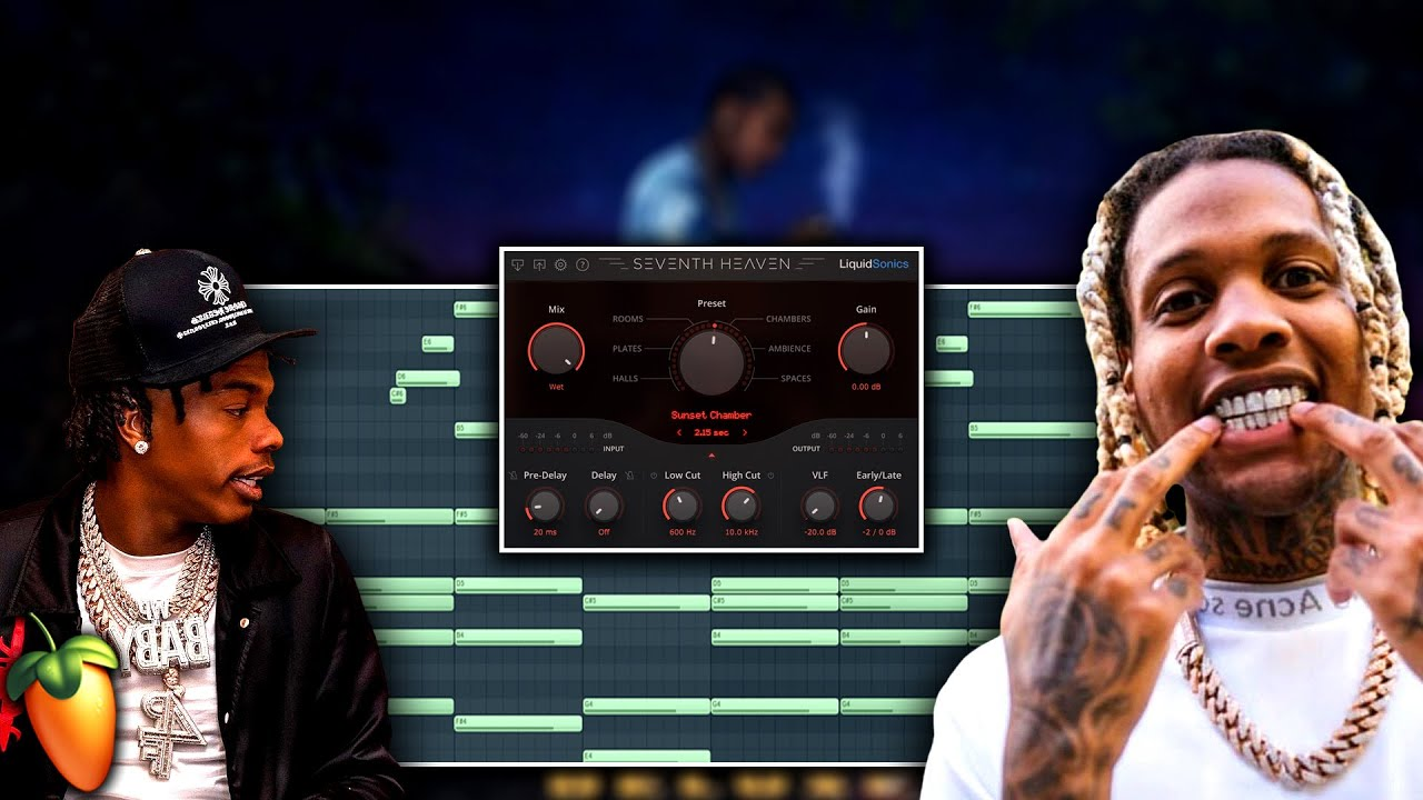 I MADE 2 CRAZY BEATS FOR LIL DURK & LIL BABY FROM SCRATCH | Emotional Melody Tutorial FL Studio