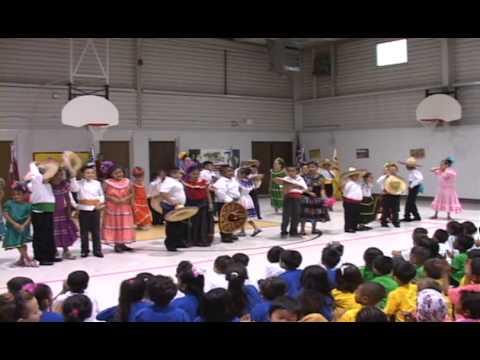 Multicultura Festival of Eastridge Elementary Amarillo 2013 part 2