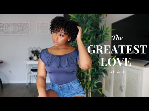 The Greatest Love Of All - Whitney Houston (Jada Lee Cover)