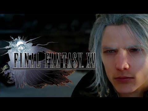 THE NEW SEPHIROTH!? | Final Fantasy XV #17