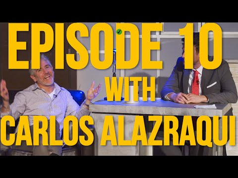 Episode 10 with Special Guest Carlos Alazraqui from Comedy Central's Reno 911!