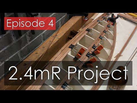 2.4mR Project Episode 4 - Scale Model Part 2