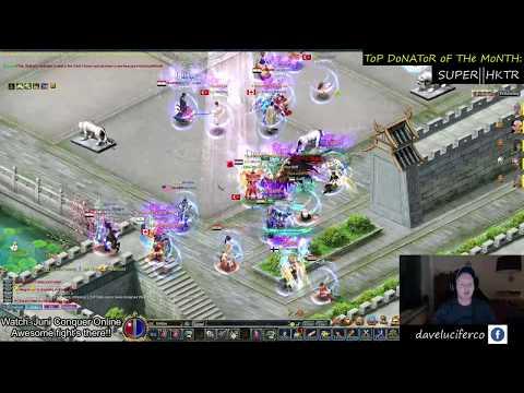 Conquer online ⇨ Skill TPK