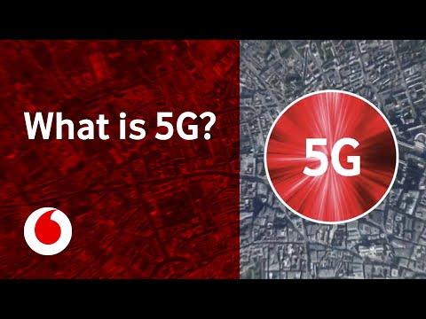 What is 5G? | It's a #5Gamechanger | Vodafone UK
