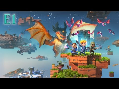 Portal Knights with Coestar - E01 - A whole new world