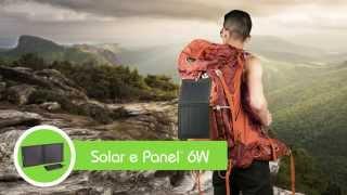 Wagan Tech 6W Solar e Panel (#8203)