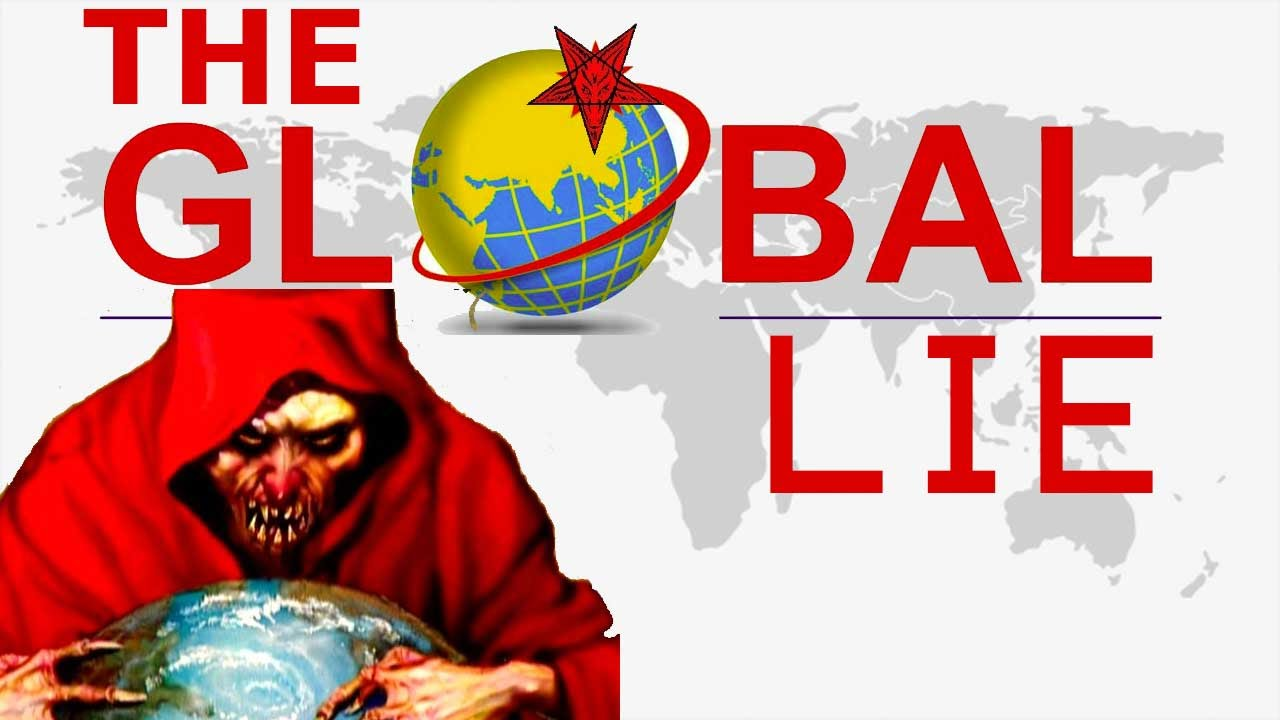 Satan's Global Lie - The Truth of God's Enclosed Flat Earth