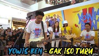 Download lagu Yowis Ben - Gak Iso Turu (Live - HQ Audio)