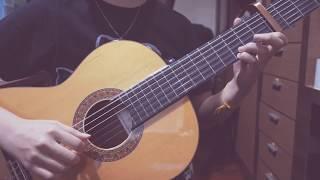 主角 (Bell 宇田) - 吉他指弹 Cover