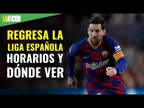 Sevilla FC vs. Barcelona - Reporte del Partido - 19 junio, 2020 - ESPN