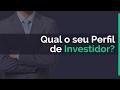 Qual o Seu Perfil de Investidor? | Gustavo Lobo