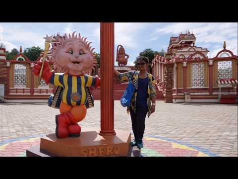 Ramoji Film City Day tour - Travel Vlog #Hyderabad