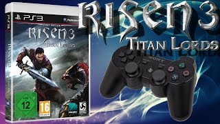 Gameplay Review - Risen 3 Titan Lords - PS3
