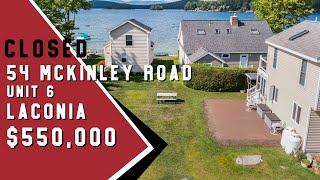 54 McKinley Road Unit 6 Laconia, NH