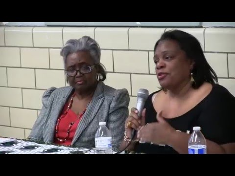 Atlanta creole Heritage Society  Black Women Speak Part 4