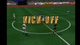 Let's Play FIFA 64 Pt. 1