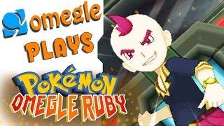Omegle Vs The Elite Four - Sidney | Omegle Plays Pokemon | Pokemon Omegle Ruby | ORAS