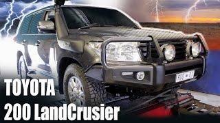 Toyota LandCruiser 200 Series Auto Transmission - ECU Remap + 3