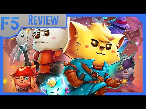 Cat Quest 2 Review: A Tail of a Thousand Puns