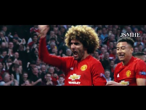 Marouane Fellaini - Man of Steel & Master of Chest Control - Manchester United 2016-2017 Overall