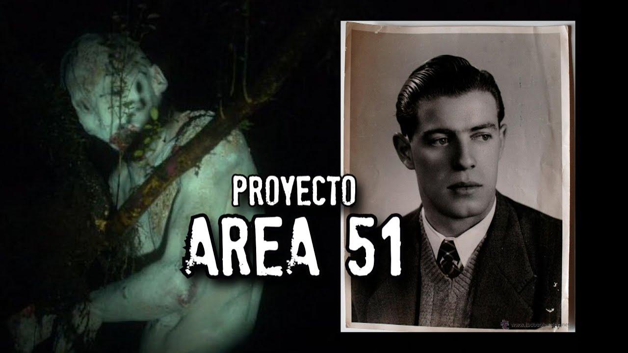 Proyecto AREA 51 - YouTube