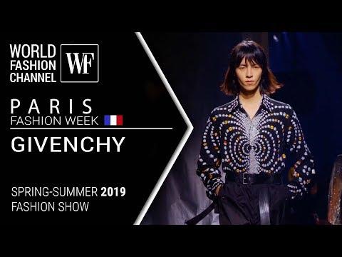 GIVENCHY | SPRING-SUMMER 2019 PARIS FASHION WEEK