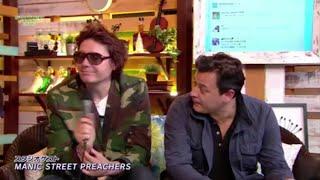Manic Street Preachers Interview with: James Dean Bradfield & Nicky...