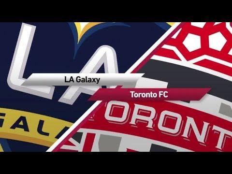Match Highlights: Toronto FC at LA Galaxy - September 16, 2017