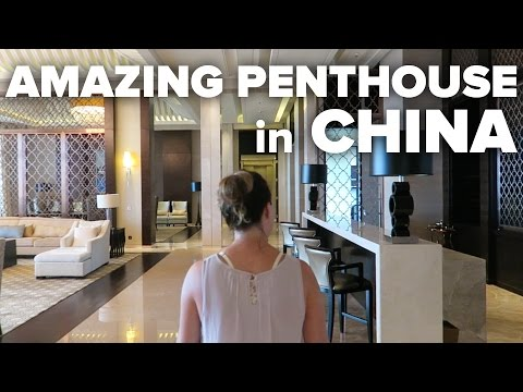 Amazing Penthouse in CHINA!!!