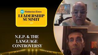 'Sanskrit richer than Greek, Latin': Kasturirangan on NEP language row #HTLS2020