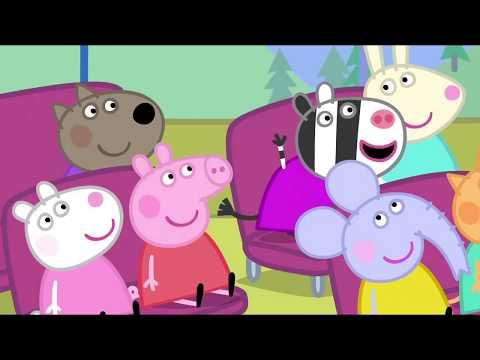 Peppa Pig en Español Episodios completos ✨ Stars ❄️ Pepa la cerdita
