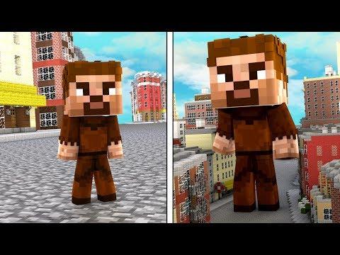ARDA'nın BOYU KOCAMAN OLDU! 😱 - Minecraft