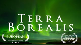 Terra Borealis - NORWAY in Timelapse - 4K