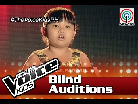 The Voice Kids Philippines 2016 Blind Auditions: Meet Baina from Taguig City