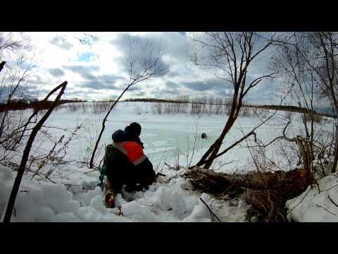 Рыбалка на жерлицы 4-5 марта 2017г.