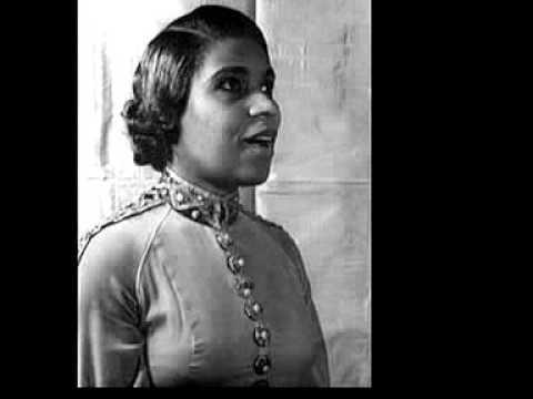 Marian Anderson 1939
