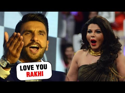 Ranveer Singh Has A SPECIAL Message For Rakhi Sawant  Gully Boy