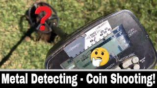 Metal Detecting 2018 Episode 4 - Coin Shooting!