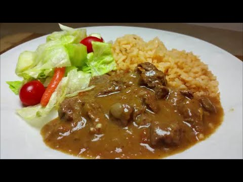 Carne Guisada Recipe (Tex Mex Beef Stew)