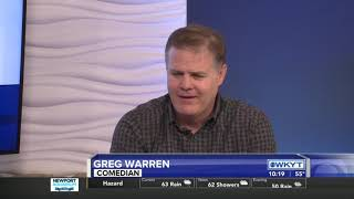 Greg Warren - Comedy Off Broadway