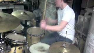 MARC - weezer - undone (the sweater song) drum cover