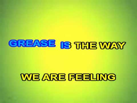 grease - Karaoke - base musicale