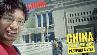 Crossing China Border without Passport & Visa | Delhi to Mustang Day 6 Part 1