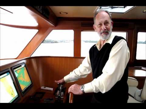 Interview with David Marlow on 100ft 'Irish Rover'