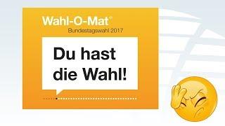 Wahl-O-Mat | Manipulation des Stimmviehs zur BTW17