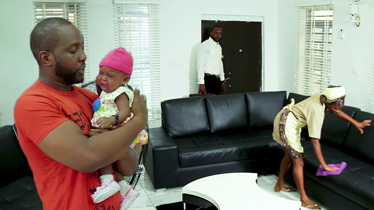 Download How A Billionaire Single Father Found True Love With His Poor Humble Maid - 2020 Nigerian movies