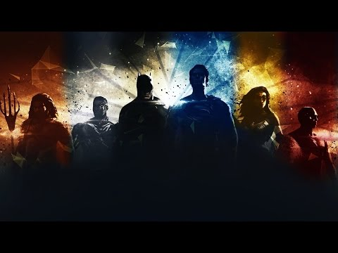 Tribute to DC Comics  Save Me Movie Music  HD