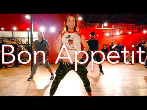 """Katy Perry - """"Bon Appétit"""" - JR Taylor Choreography"""