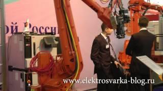Электросварка. Выставка Weldex 2012. Часть 1.(Михаил Щербаков на выставке по сварке Weldex 2012. Выставка посвящена сварочному оборудованию, инверторам, сред..., 2012-12-04T15:06:52.000Z)