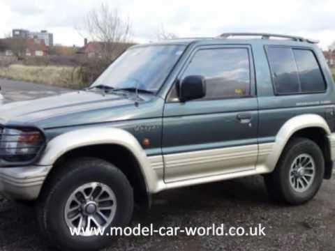 mitsubishi pajero swb 1998 - Mitsubishi Montero 1998